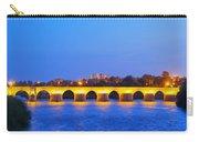 The Roman Bridge In Cordoba Carry-all Pouch
