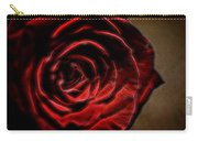 The Rose Digital Art Carry-all Pouch