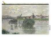 The Seine At Lavacourt Carry-all Pouch