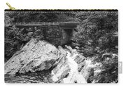 The Sinks Smoky Mountains Bw Carry-all Pouch