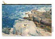 The South Ledges Appledore Carry-all Pouch