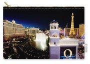 The Strip At Night Carry-all Pouch