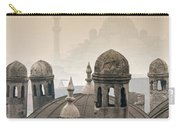 The Suleymaniye Mosque And New Mosque In The Backround Carry-all Pouch