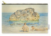 The Sunbathers Carry-all Pouch