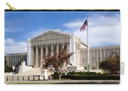 The Supreme Court Facade Carry-all Pouch