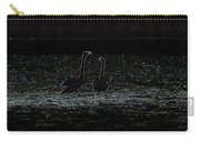 The Swan Of Tuonela Carry-all Pouch