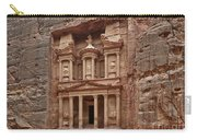 the treasury Nabataean ancient town Petra Carry-all Pouch