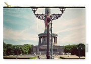 The Victory Column In Berlin Germany Carry-all Pouch