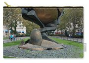 The W T C Plaza Fountain Sphere Carry-all Pouch