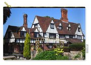 The Weavers Southborough Kent Carry-all Pouch