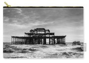 The West Pier In Brighton Carry-all Pouch