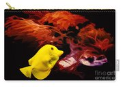 The Yellow Queen Carry-all Pouch