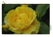 Yellow  Rose Of Summer Carry-all Pouch