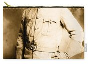 Theodore Roosevelt 1898 Carry-all Pouch