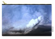 There Be A Storm A Brewin In Nebraska Carry-all Pouch