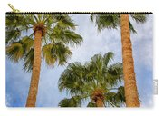 Three Palms Palm Springs Carry-all Pouch