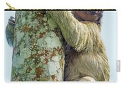 Three-toed Sloth Bradypus Tridactylus Carry-all Pouch