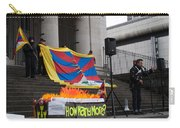 Tibetan Protest March Carry-all Pouch