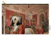 Tibetan Terrier Art Canvas Print Carry-all Pouch