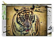 Tiger Tongue Carry-all Pouch