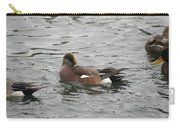 Tiny Duck Cleaning 3 Carry-all Pouch