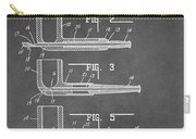 Tobacco Pipe Patent Carry-all Pouch