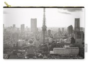 Tokyo Tower Square Carry-all Pouch