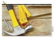 Tools Carry-all Pouch by Les Cunliffe