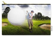 Top Flight Golf Carry-all Pouch