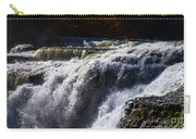 top of the Falls Carry-all Pouch