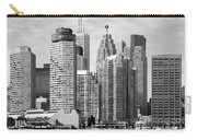 Toronto On Skyline Carry-all Pouch