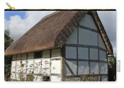 Traditional Cottage Sussex Uk Carry-all Pouch