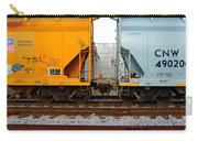 Train Cars 2 Carry-all Pouch