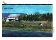 Travel As A Painting Carry-all Pouch