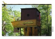 Tree House Boat 3 Carry-all Pouch
