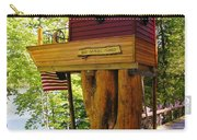 Tree House Boat Carry-all Pouch