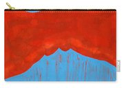 Tres Orejas Original Painting Carry-all Pouch