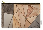 Triangular Design Carry-all Pouch