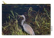 Tricolored Heron Carry-all Pouch