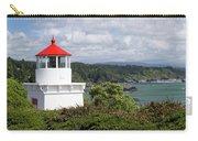 Trinidad Head Light House On The Coast Carry-all Pouch