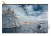 Trinidad Shoreline Carry-all Pouch