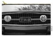 Triumph Tr 6 Grille Emblem Carry-all Pouch
