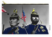 Troopers Indian Wars Memorial Encampment Ft. Lowell Tucson Arizona 1970-2008 Carry-all Pouch