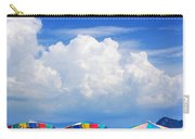 Tropical Holiday Destination Carry-all Pouch