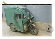 Tuk Tuk 3-wheeled Motorcycle Carry-all Pouch