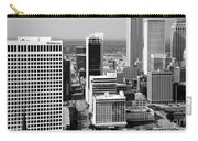Tulsa Oklahoma Skyline Aerial Carry-all Pouch