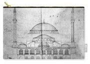 Turkey: Hagia Sophia, 1830s Carry-all Pouch