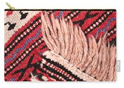 Turkish Rug Carry-all Pouch by Tom Gowanlock