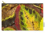 Turning Leaves Carry-all Pouch