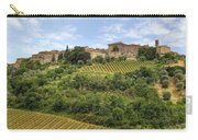 Tuscany - Castelnuovo Dell'abate Carry-all Pouch